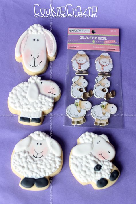 CookieCrazie: Lamb Cookies