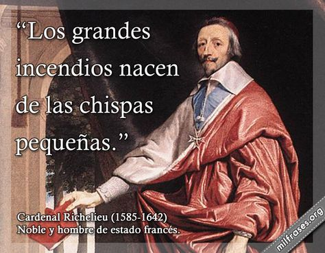 Cardenal Richelieu Noble Y Hombre De Estado Francés