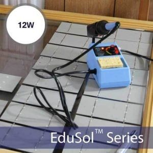 Build Your Own 12w Solar Panel Kit Silicon In 2020 Diy Solar Panel Solar Panel Kits Solar Kit