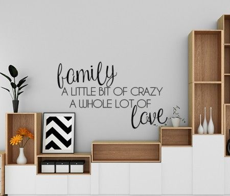 Add This Beautiful Family Love Wall Decal To Your Home Family Wall Decals Love Wall Wall Decals