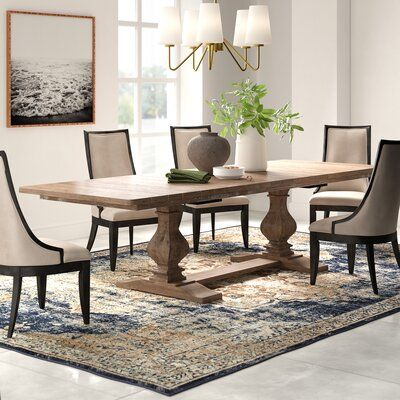 Rachael Ray Home Monteverdi Extendable Dining Table Dining Table