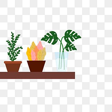 Three Decorative Flower Pots Pot Nature Flower Png Transparent Image And Clipart For Free Download Decorated Flower Pots Flower Pots Green Flower Pots
