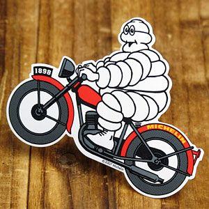 楽天市場 ステッカー 車 ミシュラン アメリカン おしゃれ バイク ヘルメット かっこいい タイヤ フランス ビバンダム ミシュランマン カーステッカー Michelin モト メール便ok Sc R659 Tms U S Junkyard ステッカー カー ステッカー タイヤ イラスト
