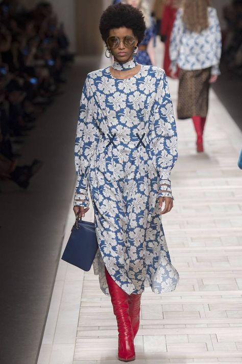 Fendi Autumn/Winter 2017 Ready to wear | British Vogue