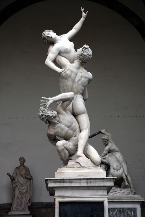 Florence Italy - Michelangelo Sculpture