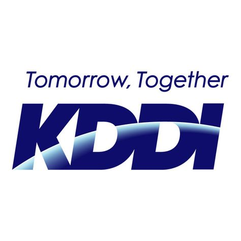 KDDI born out of a merger with DDI revolutionize the Japanese telecom industry