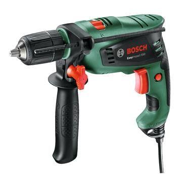 Impact Drill Corded Bosch Easyimpact 550 550w Bosch Hammer Drill Drill