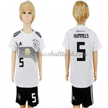 Nationalmannschaft Trikot Kinder Deutschland Wm 2018 Mats Hummels 5 Heim Trikotsatz Fussball Kurzarm Mit Bildern Deutschland Wm 2018 Deutschland Wm Nationalmannschaft