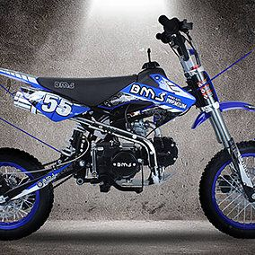 Bms Pro 125cc Pit Bike Pit Bike Bike Bikes For Sale