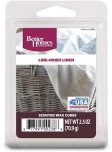 Better Homes And Gardens Sea Spray Linen Candle
