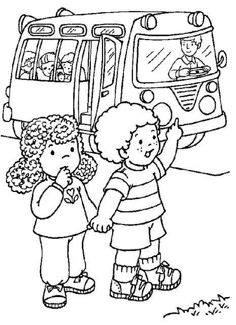 Desenhos Para Colorir Volta As Aulas School Coloring Pages