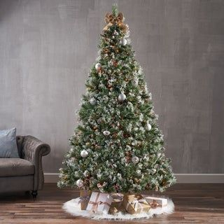 Overstock Com Online Shopping Bedding Furniture Electronics Jewelry Clothing More Green Christmas Tree Artificial Christmas Tree Christmas Tree