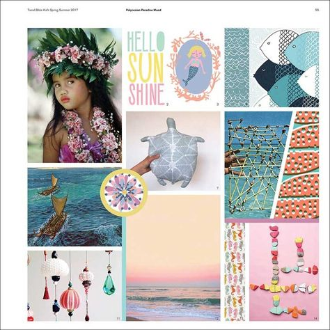 Trend Bible Kids - Lifestyle Trends for the Home S/S 2017