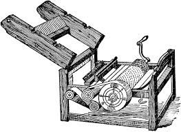 Pin By Nelson Joshua On Cotton Gin Cotton Gin Eli Whitney Cotton Gin Clip Art