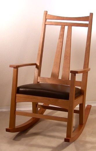 Ole Wanscher; Rosewood And Leather Rocking Chair For France U0026 Sons, 1950s.  | CHAIRED | Pinterest | Rocking Chairs, Sons And France.