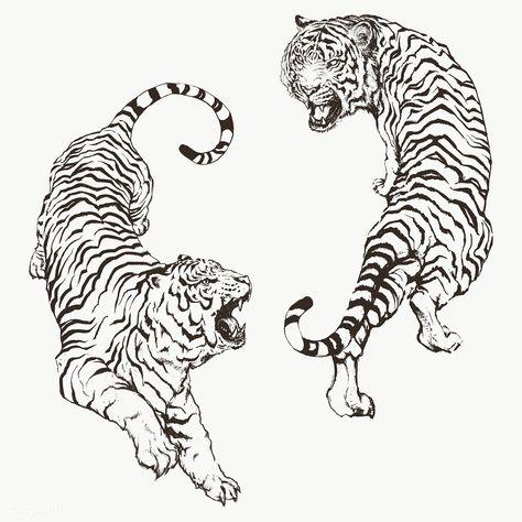 Hase Tattoos, Kunst Tattoos, Body Art Tattoos, Small Tattoos, Sleeve Tattoos, Tattoo Sketches, Tattoo Drawings, Art Sketches, Japanese Tattoo Art