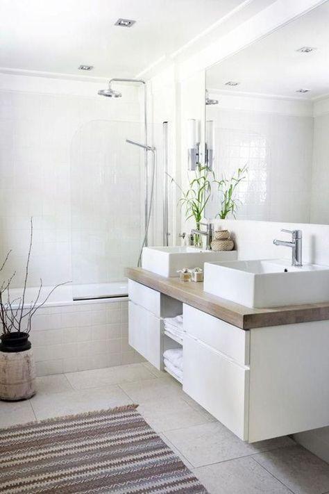 Celine Mignon (celinemignon) on Pinterest - espace entre plan de travail et meuble haut
