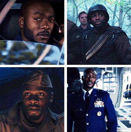 Agents Of S H I E L D Antoine Triplett Marvel Agents Of Shield Agents Of Shield Agent Carter