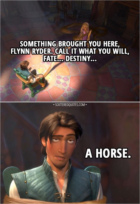 10+ Best 'Flynn Rider' Quotes   Scattered Quotes