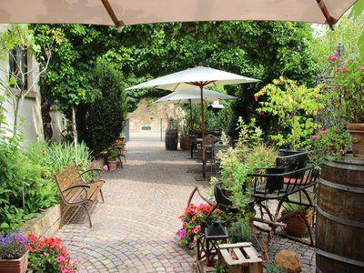 Honigsackel Restaurant Eventlocation Im Bad Durkheim Heiraten Im Weingut Freie Trauungen Tagungen Und Seminare Pfal Terassenideen Weingut Pfalz Weingut