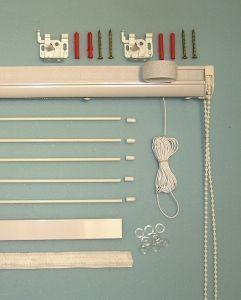 Diy Roman Blind Kit For Giant Doors