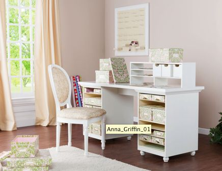 © Anna Griffin, Inc. Craft Room Furniture And Storage Solutions. Now  Available On HSN! | Room Inspiration/Details | Pinterest | Anna Griffin, ...