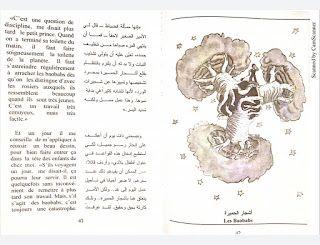 رواية الأمير الصغير عربي فرنسي Blog Posts