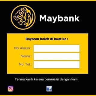 Koleksi Template Akaun Bank In 2020 Templates Design Template Template Design