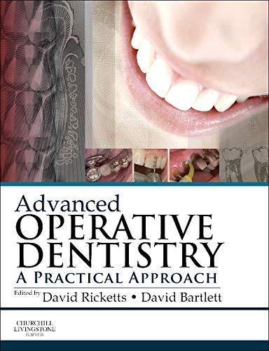 Epub Free Advanced Operative Dentistry A Practical Approach Pdf