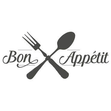 Pas cher Mode personnages mots Restaurant cuisine autocollants Bon