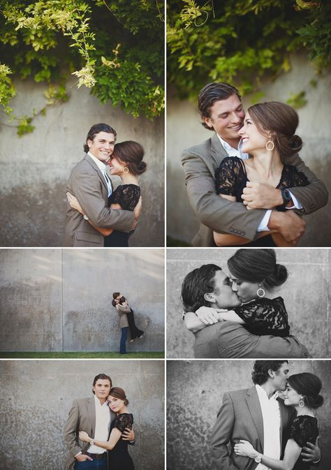 6 cute poses engagement