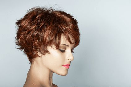 Frisuren Kurz Stufig Fransig Fransig Frisuren Kurz Stufig Short Hair Styles Haircuts For Curly Hair Thick Hair Styles