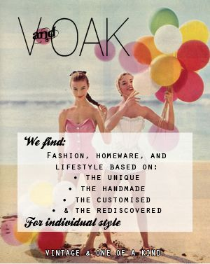 www.vandoak.com  New and exciting!