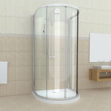 D Shape Smartline With Tray And Fast Flow Waste Bath Store Width 1040 Depth 920 Mm Shower Enclosure Bathroom Remodel Shower Shower Stall