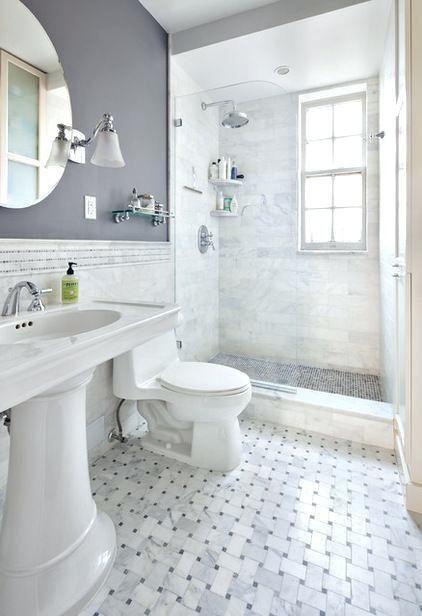 Bad Fliesen Kombination Badezimmer Renovieren Badezimmer Klein