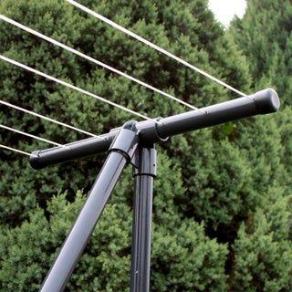Etendoir A Linge Dirickx Anthracite L 60 M Leroy Merlin Etendoir Linge Etendoir Etendoir A Linge