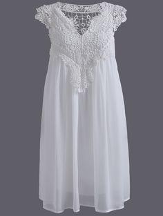 Dreamgirl Babydoll Chemise vestido de gasa Gargantilla Set 1X 2X 18 20 Negro Oriental