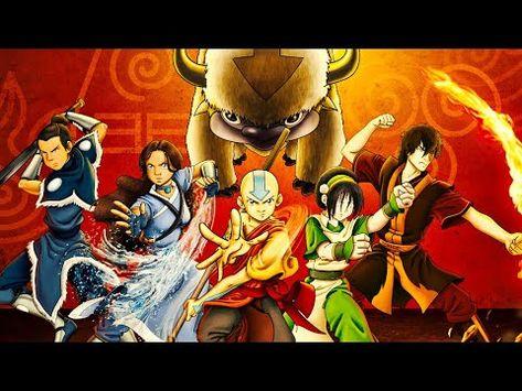 Avatar Last Airbender Animation Cast