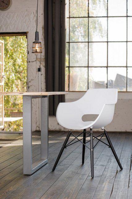 Essgruppe 5 Teilig Mit Tisch Baumkante U 4x Stuhl Zaja Kunststoff Weiss 5teilig Baumkante Essgruppe Kuns Mit Bildern Stuhl Kunststoff Stuhle Stuhl Stoff
