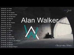 New Songs Alan Walker 2019 Top 20 Alan Walker Songs 2019 Youtube Alan Walker News Songs Songs