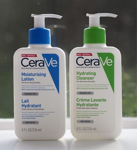 CeraVe Skin Care | British Beauty Blogger