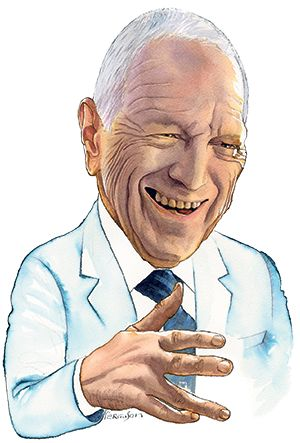 Over pumpkin soup, the Nobel Prize-winning economist talks to the FT's Martin Wolf about creativity and innovation