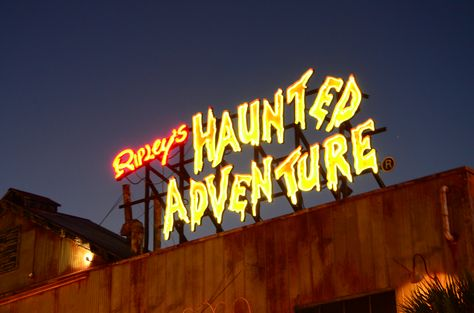 Ripley's Haunted Adventure is serving up a screaming good time!  You never know what is lurking around the corner!  Experience fun in the fall with your family in Myrtle Beach, South Carolina! Don't forget to check out our website for other fun-filled attractions, hotel deals and more!