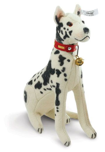 Lord Great Dane Replica 1932 Ean 403071 Felt Dogs Charlie