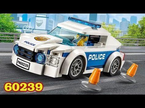 Lego City 60239 Police Patrol Car Unboxing