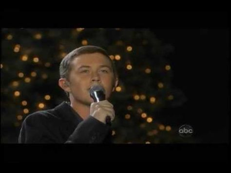 Scotty McCreery - The First Noel - so beautiful!