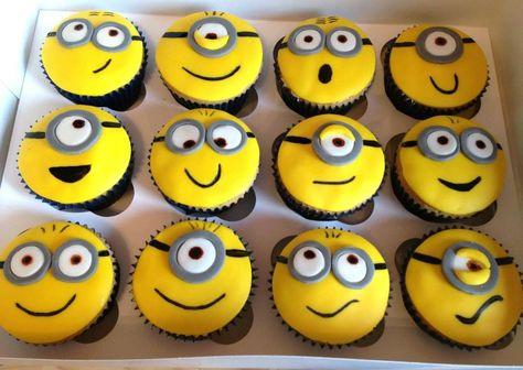 minion cakes cupcakes on pinterest minion cakes minion. Black Bedroom Furniture Sets. Home Design Ideas