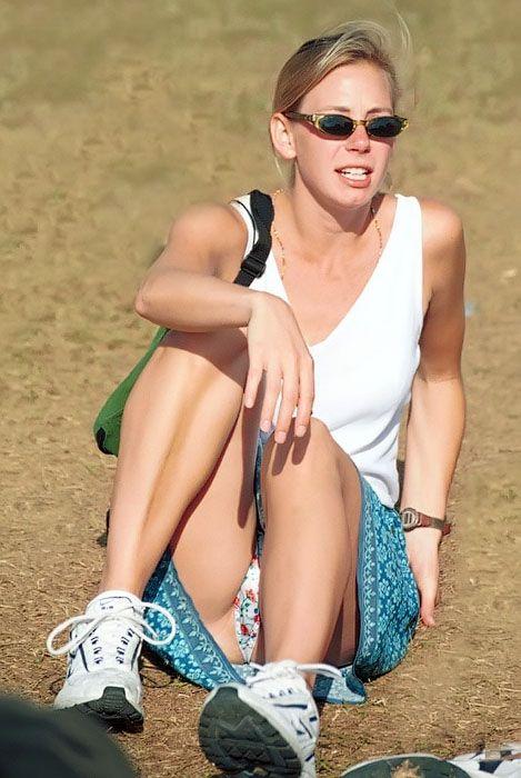 Kate gosseling upskirt