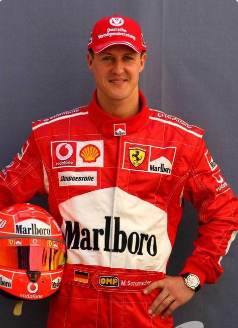 Michael Schumacher (GER). F1 World Champion 1994, 1995, 2000, 2001, 2002, 2003, 2004