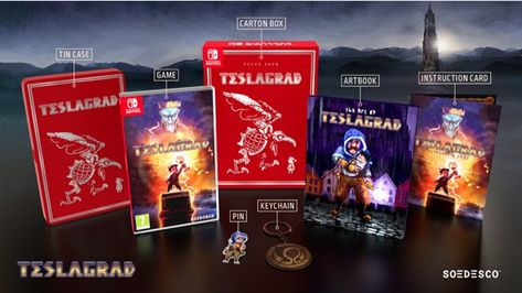 Enter The Gungeon - Retail Edition - June 25th - Nintendo